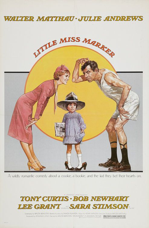 Little Miss Marker (1980)