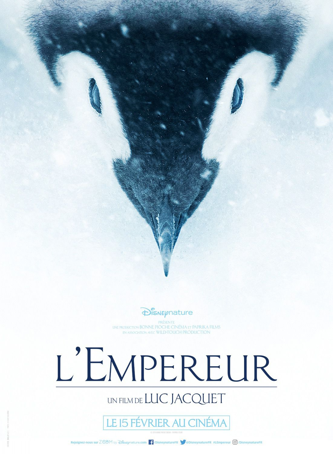 March of the Penguins 2 the next step - Lempereur - film poster
