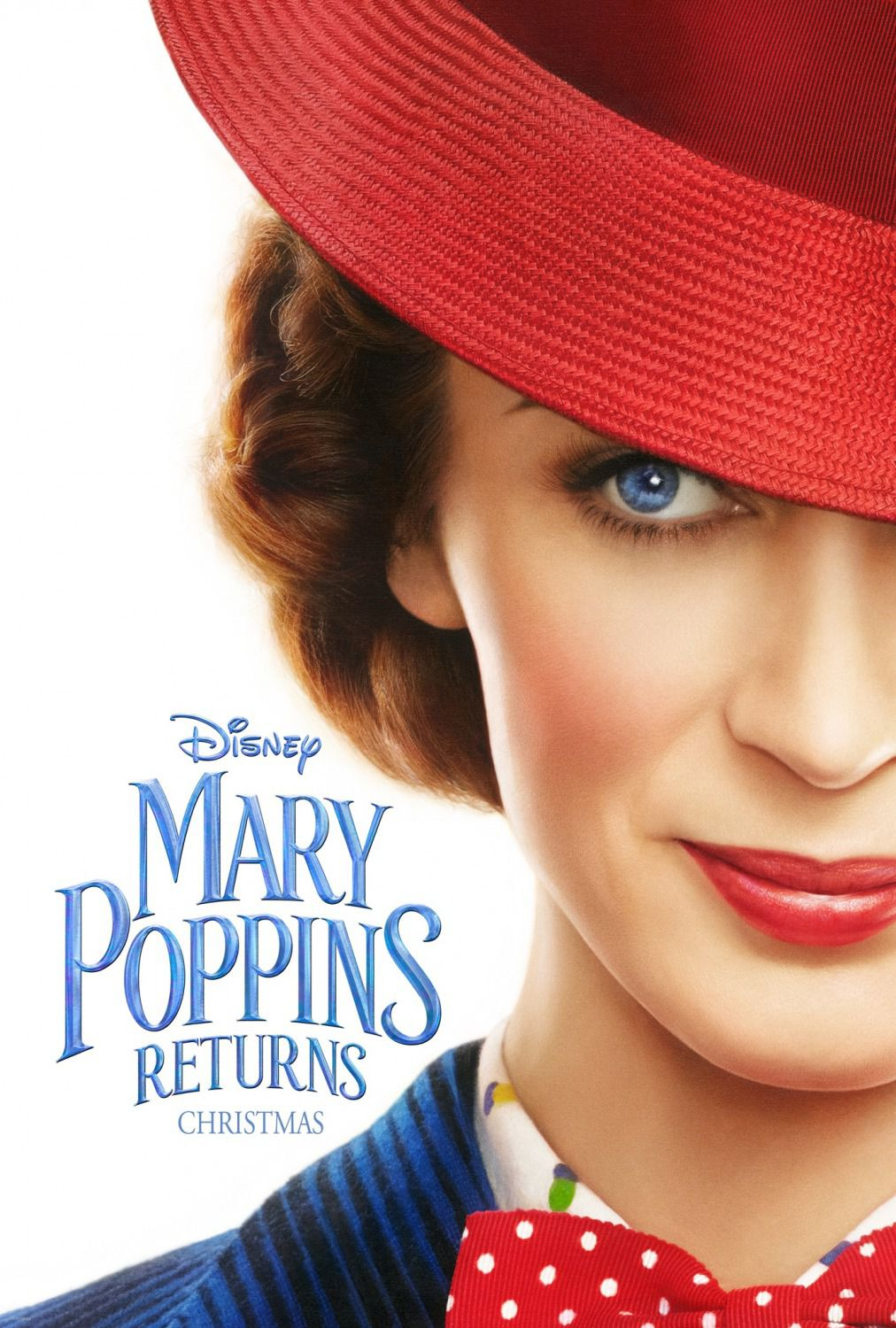 Mary Poppins Returns - il Ritorno di Mary Poppins - Disney Film Poster 2018