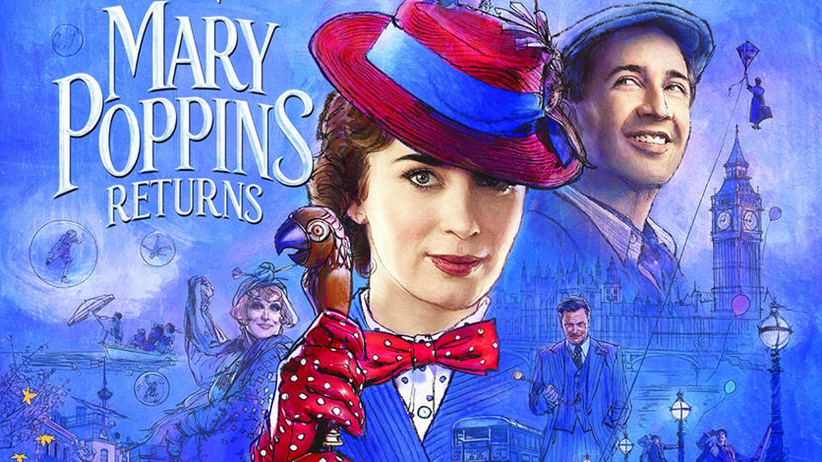 Mary Poppins Returns - il Ritorno di Mary Poppins