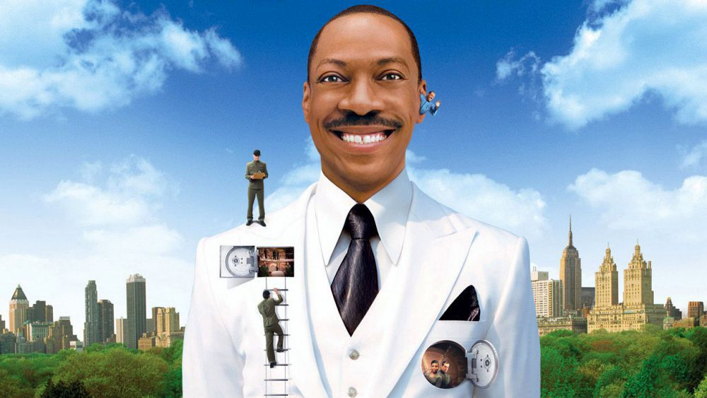 Meet Dave 2008 with Eddie Murphy Funny SciFi Movie
