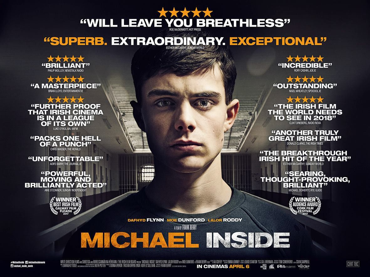 Michael inside - film poster 2018