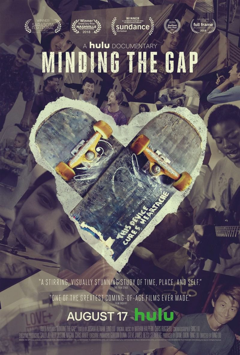 Minding the Gap by Bing Lim