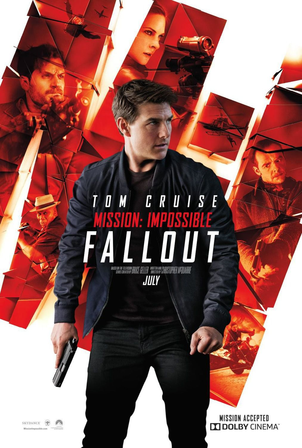 Mission Impossible 6 - Fallout (2018) - Tom Cruise