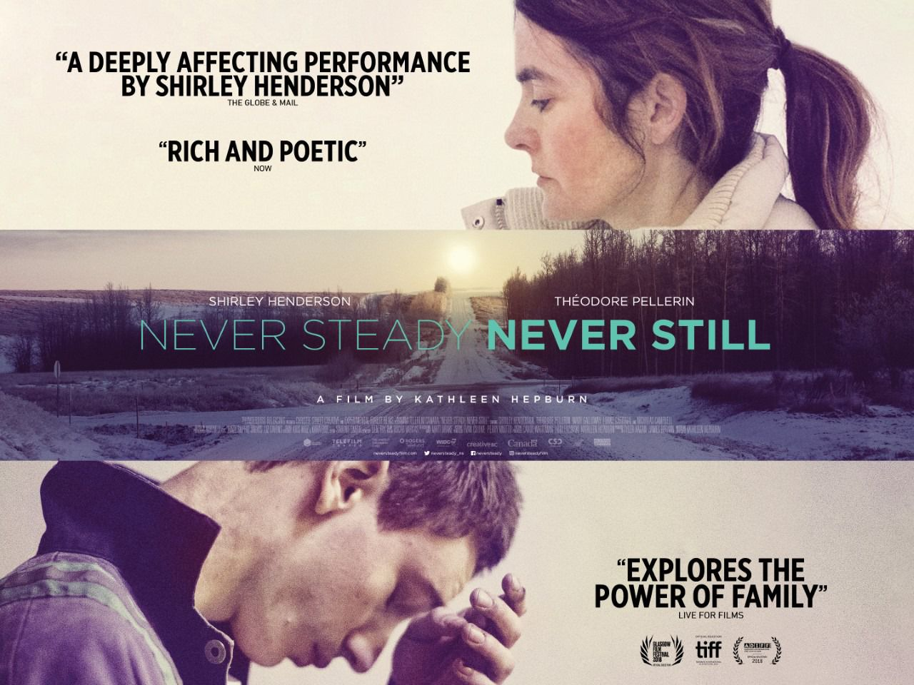 Never Steady Never Still - film poster
