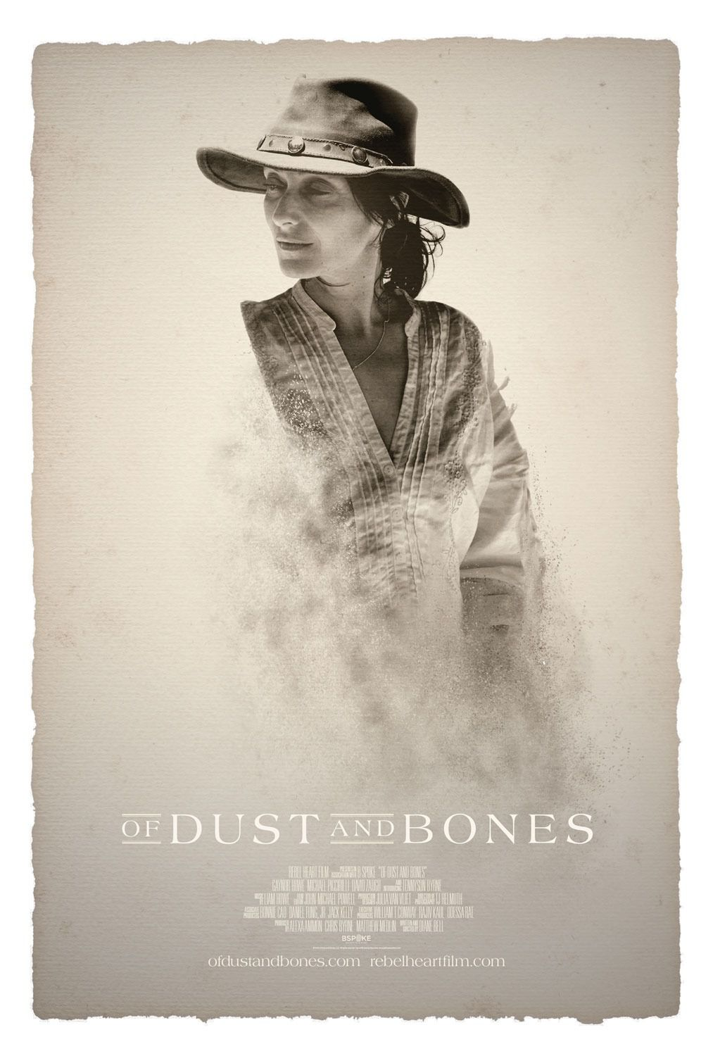 Of Dust and Bones - film poster