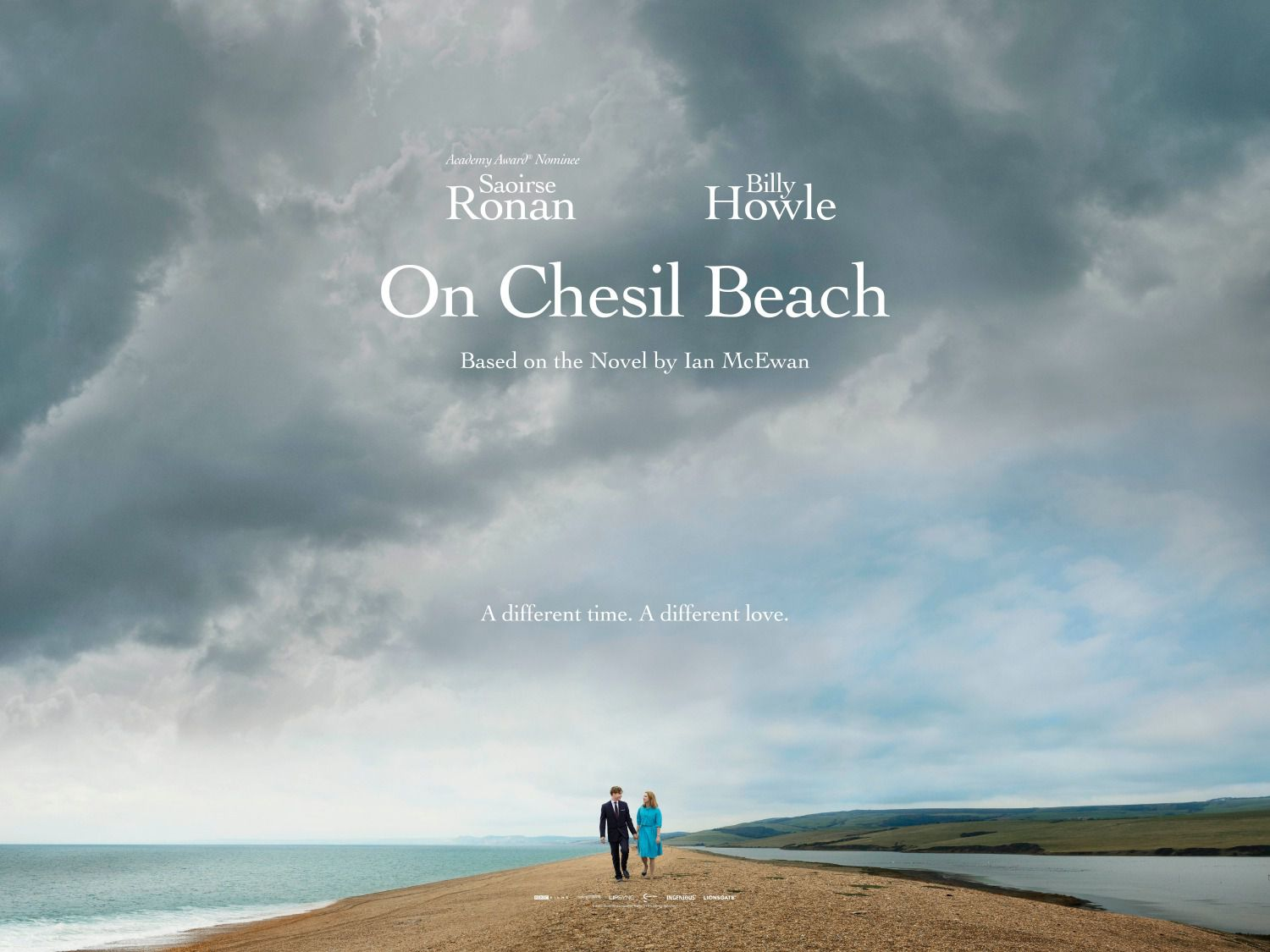 On Chesil Beach - film poster 2018