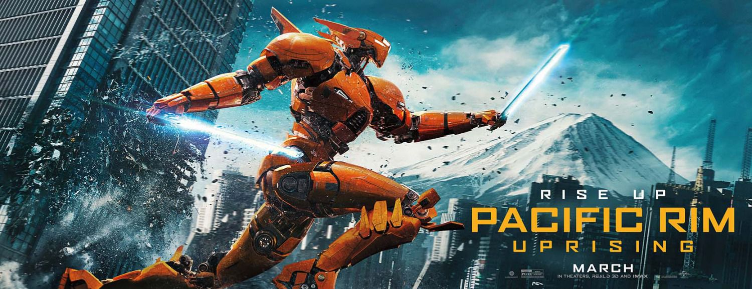 Pacific Rim Uprising - Giant Robots vs Monsters