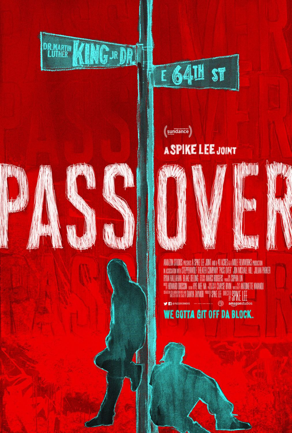 Pass Over - film poster 2018