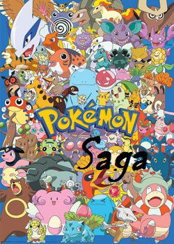 Pokemon Saga