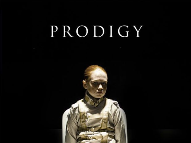 Prodigy - power scifi film poster 2018