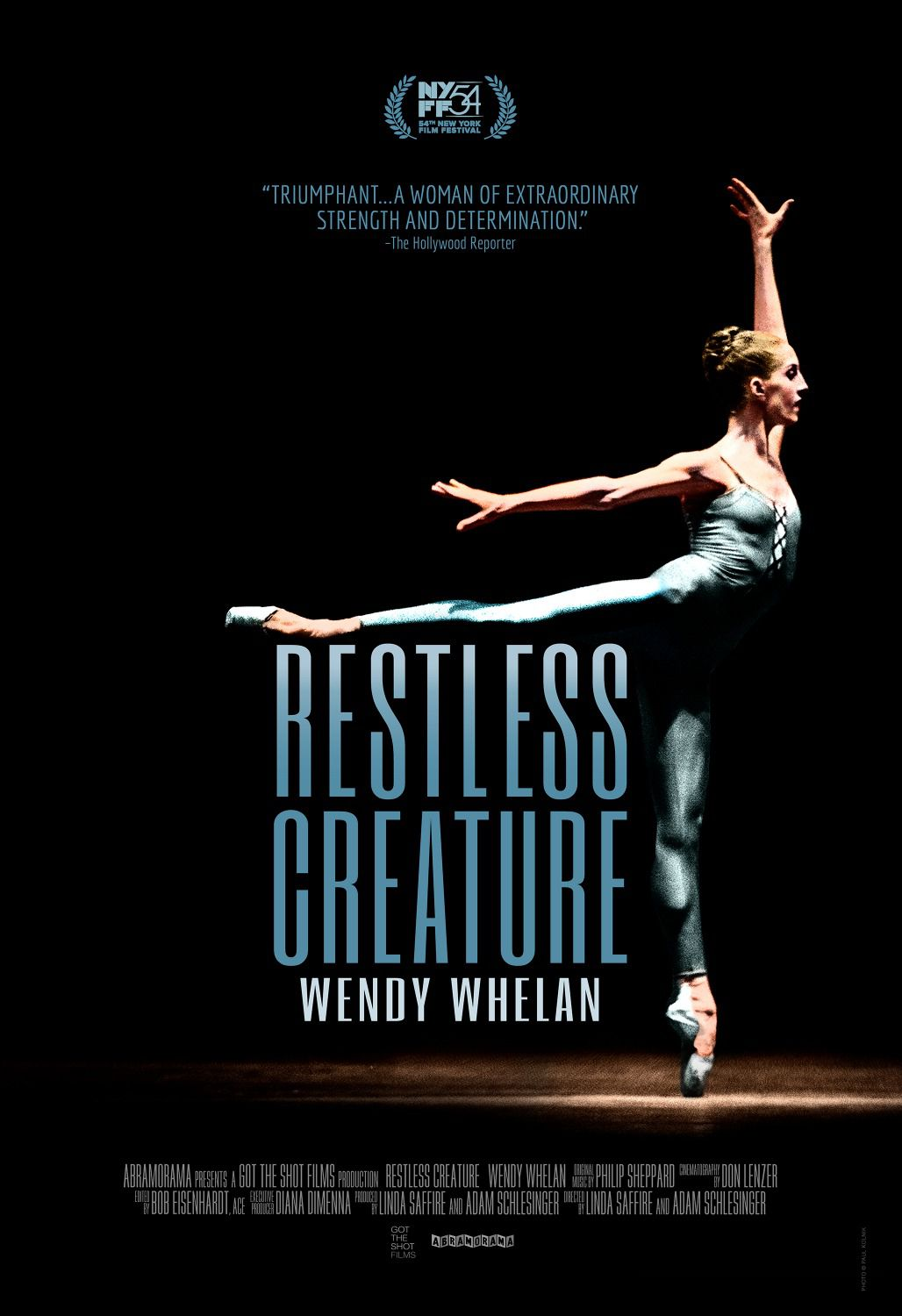 Restless Creature Wendy Whelan - film poster