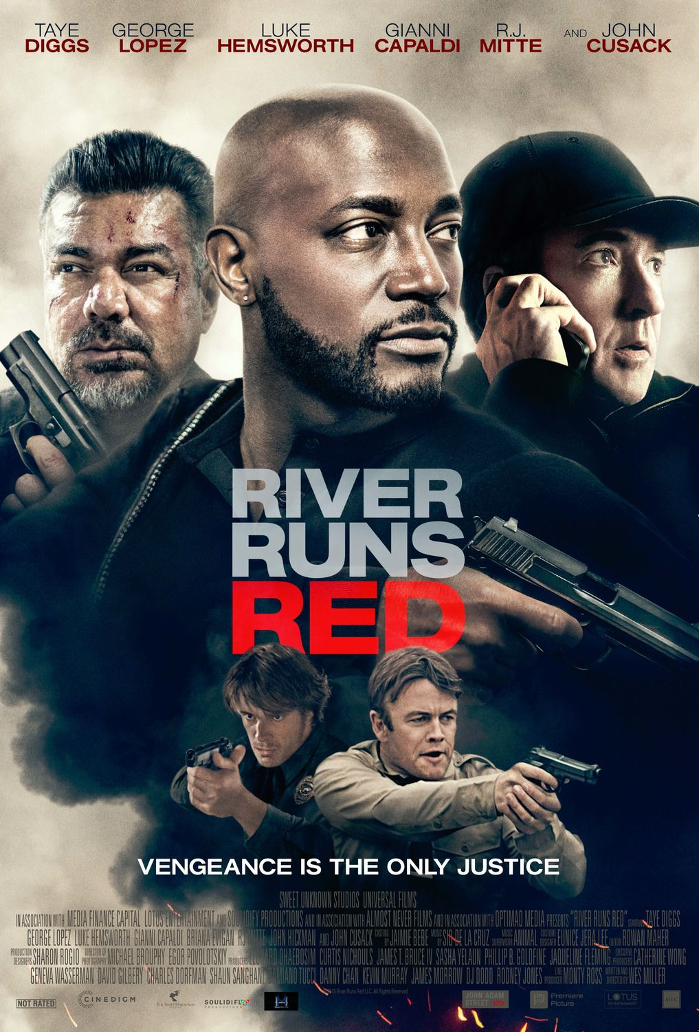 River Runs Red (2018)