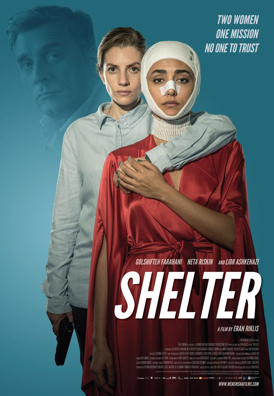 Shelter - 2 women, 1 mission no one to trust - film poster