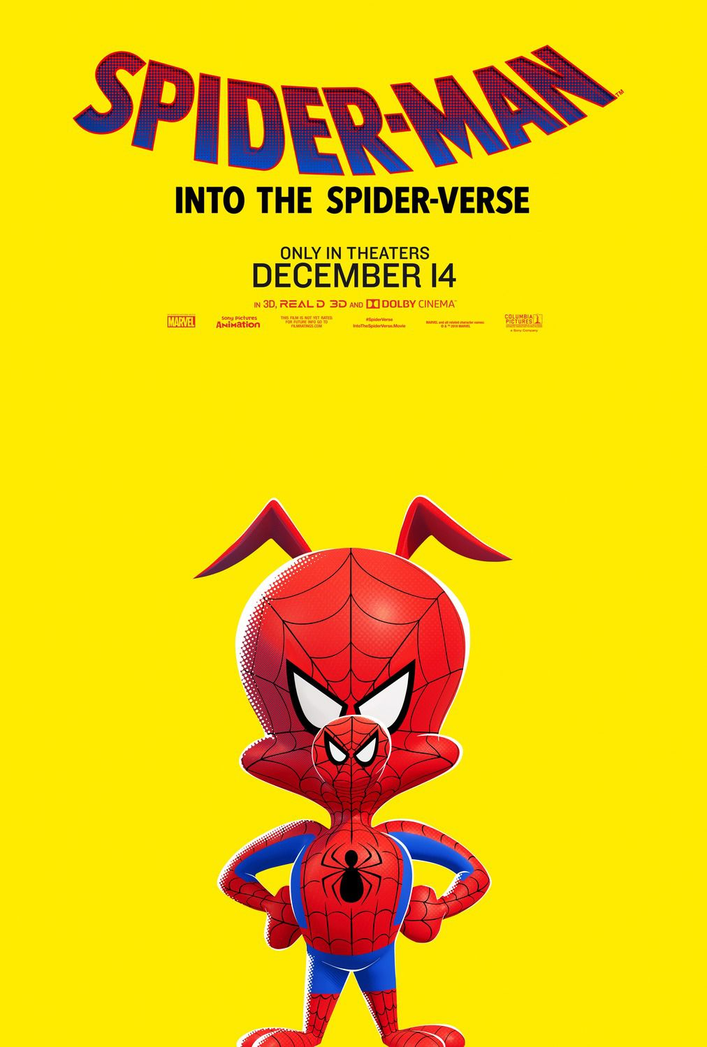 SpiderMan into the Spider Verse
