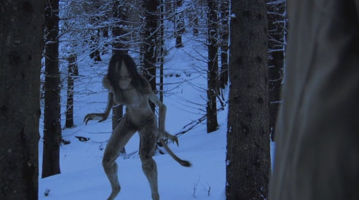 Thale - forest new kind of woman with tail