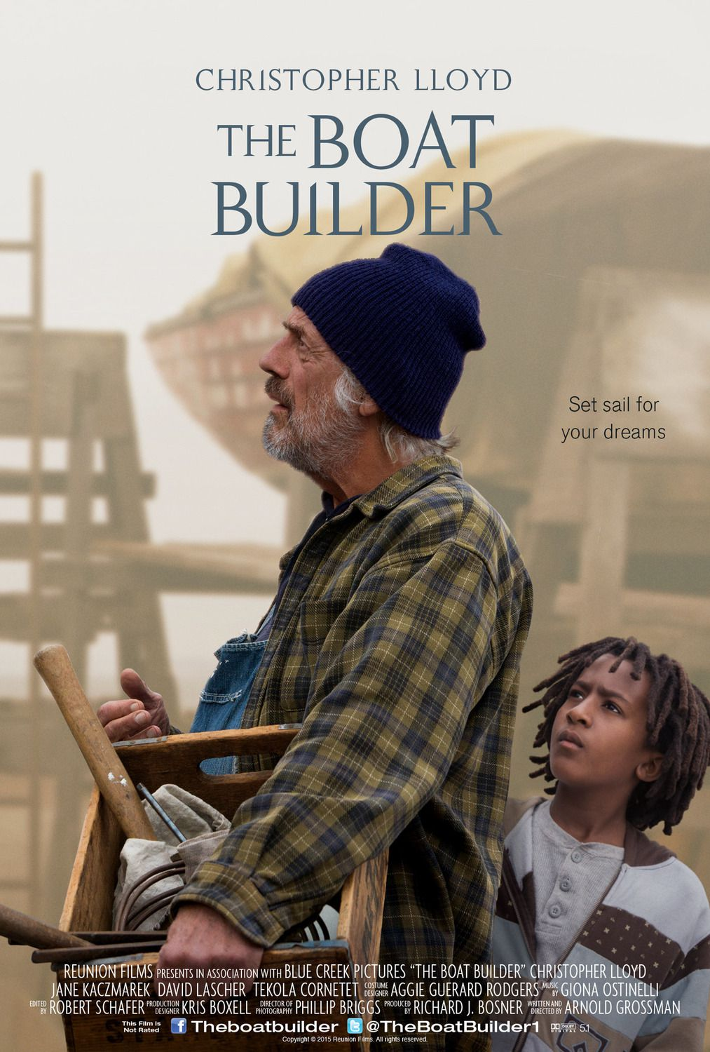 The Boat Builder (2015)