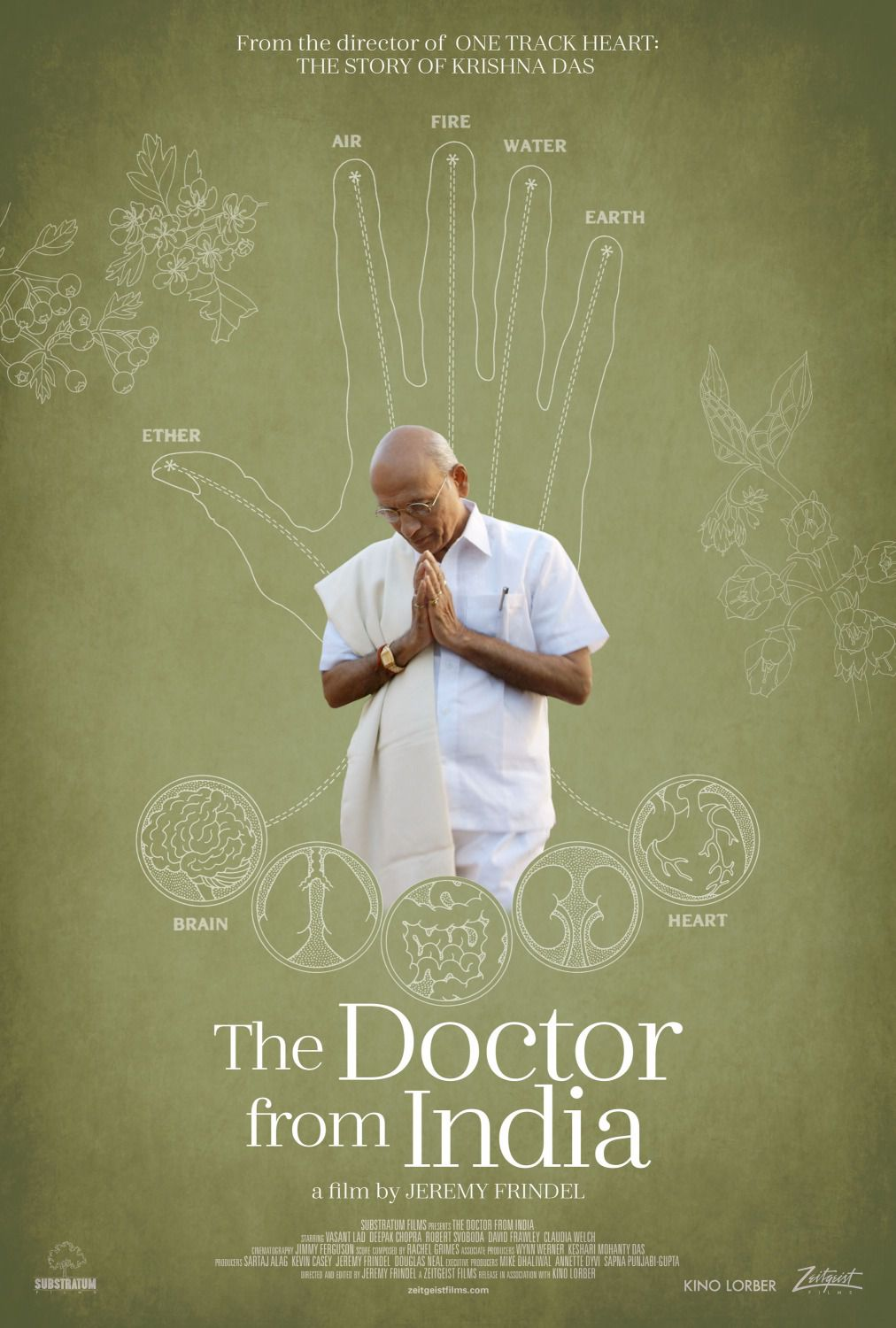 The Doctor from India by Jeremy Frindel - film poster