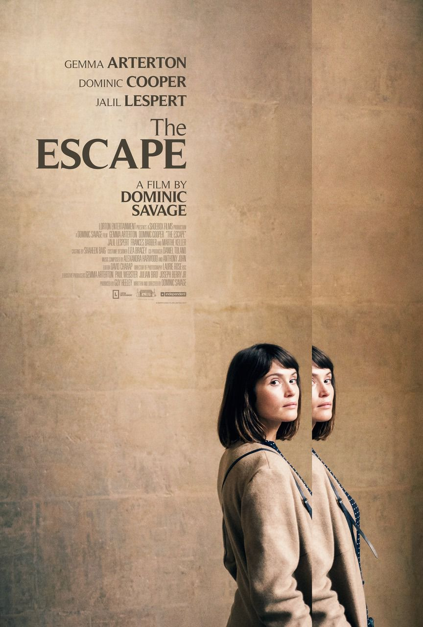 The Escape - film poster 2018
