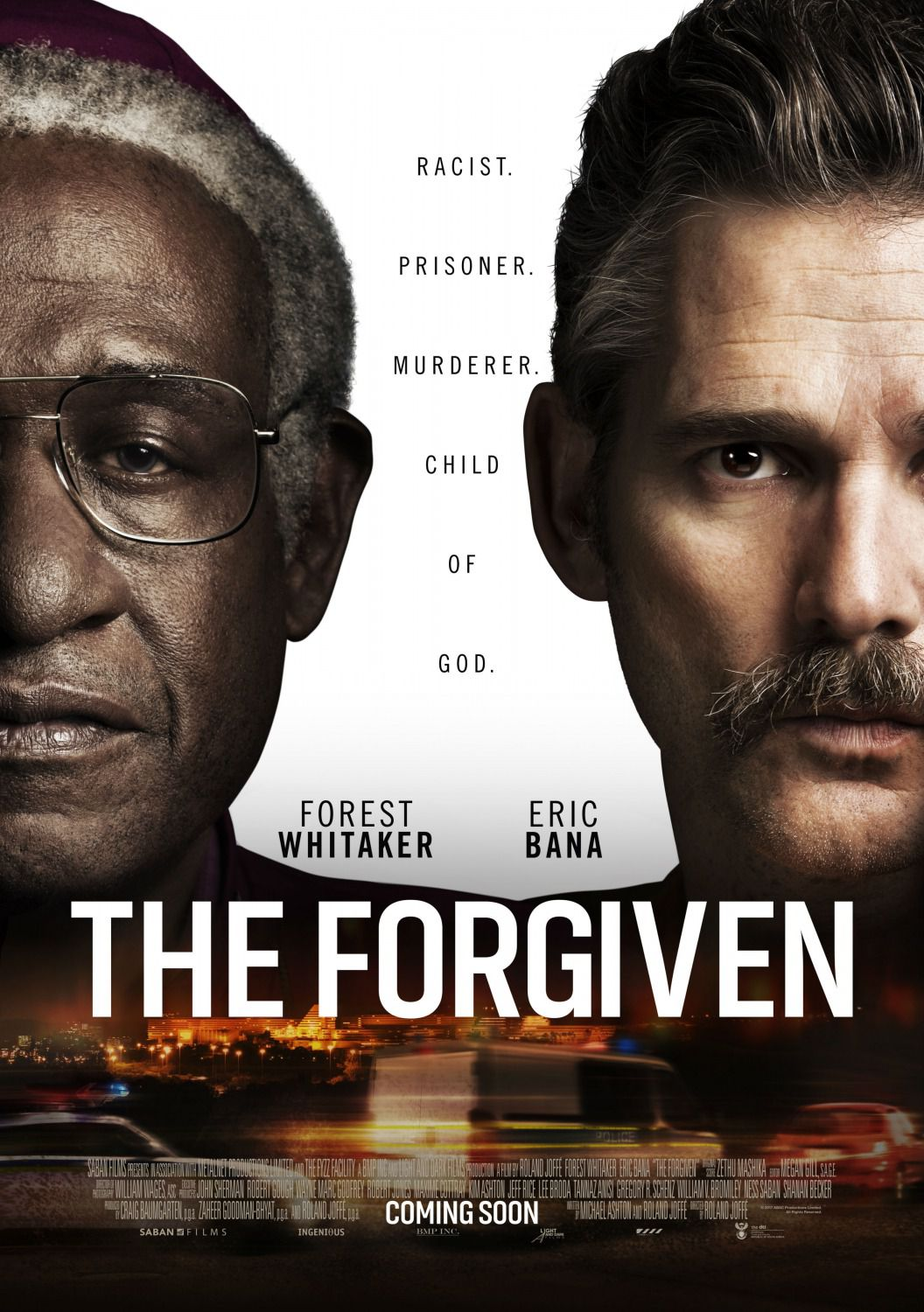 The Forgiven -  Forest Whitaker, Eric Bana