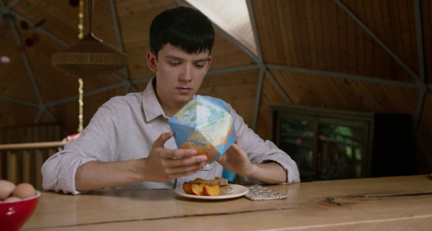 The House of Tomorrow - Asa Butterfield