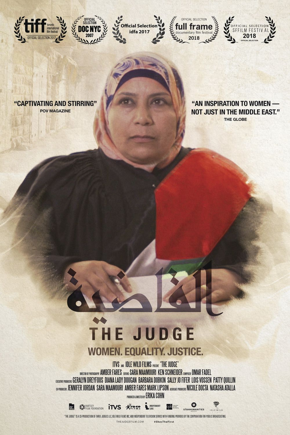 The Judge (2018)