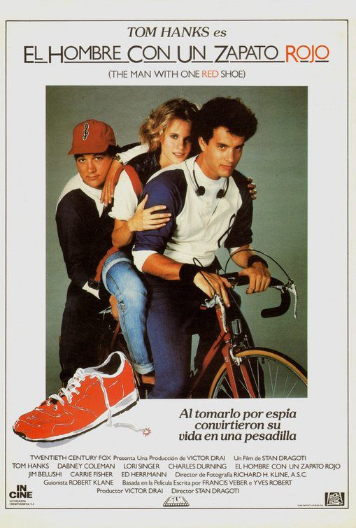 The Man with one Red Shoe - L'Uomo con la Scarpa Rossa (1985)