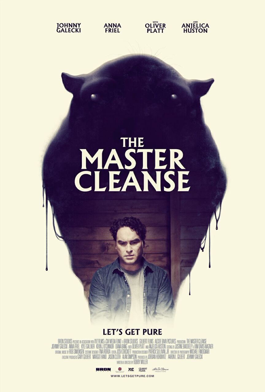 The Master Cleanse - film poster