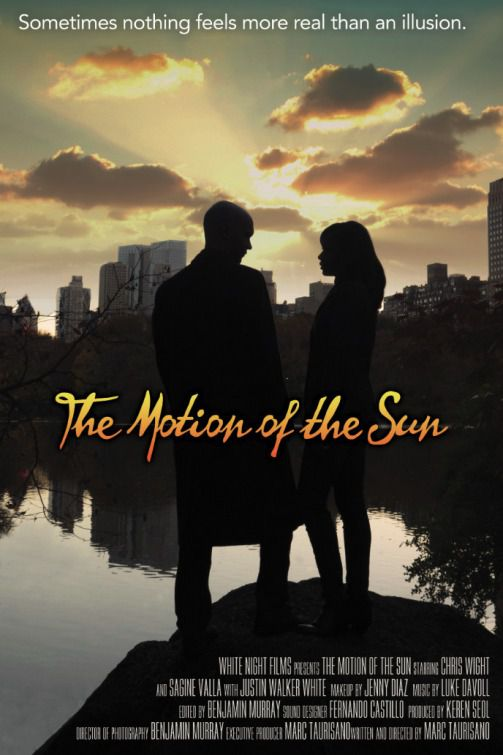 The Motion of the Sun