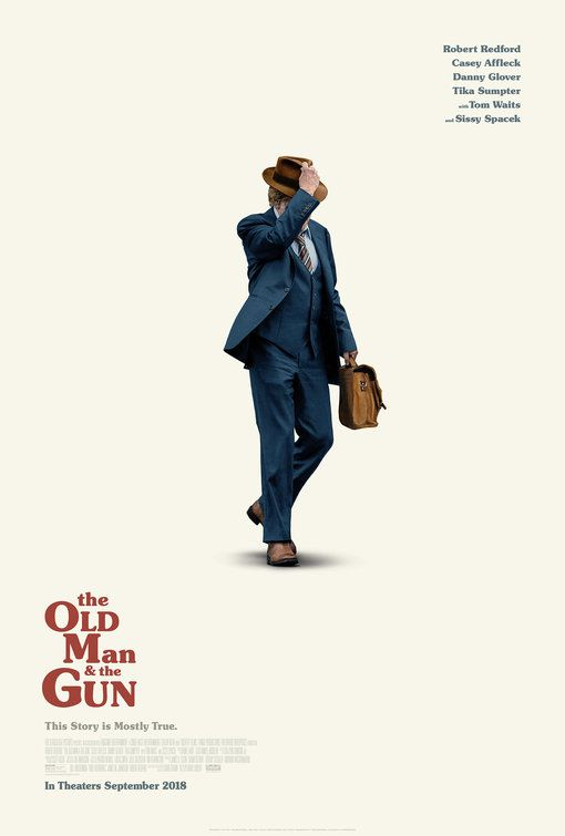 The Old Man and the Gun (2018)