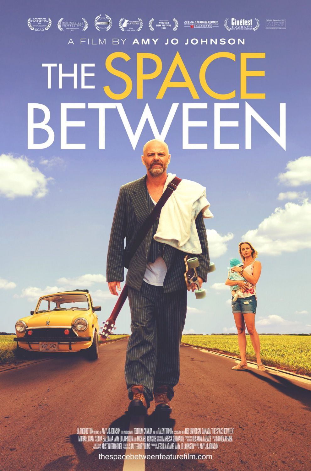 The Space Between - film poster