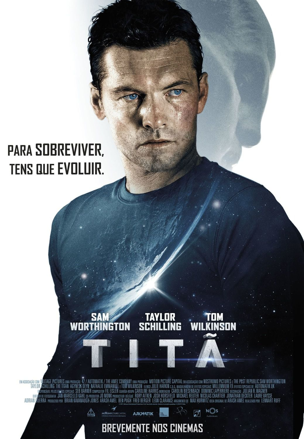 The Titan (2018) - Tita - Sam Worthington