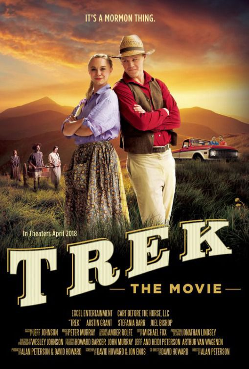 Trek the movie - It's a Mormon thing