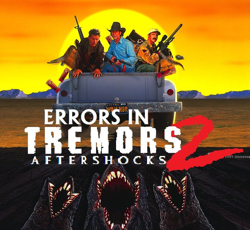 Tremors 2 - Aftershocks (1995)
