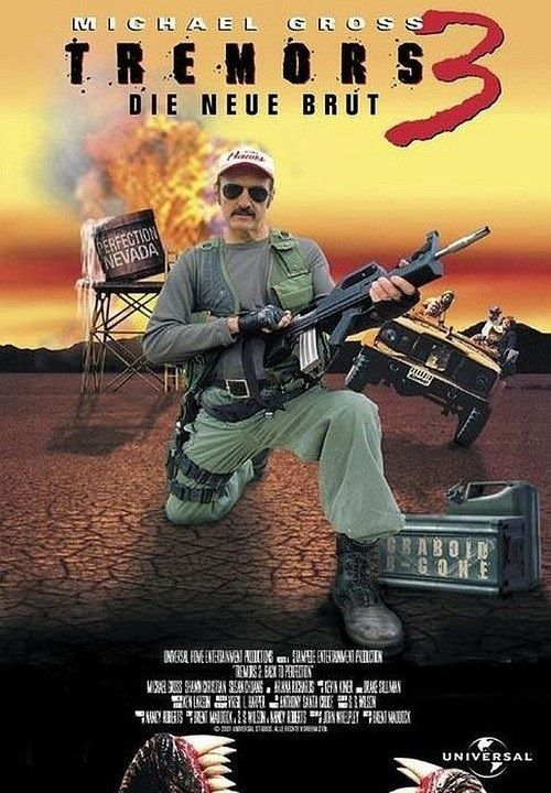 Tremors 3 - Ritorno a Perfection - Back to Perfection (2001)