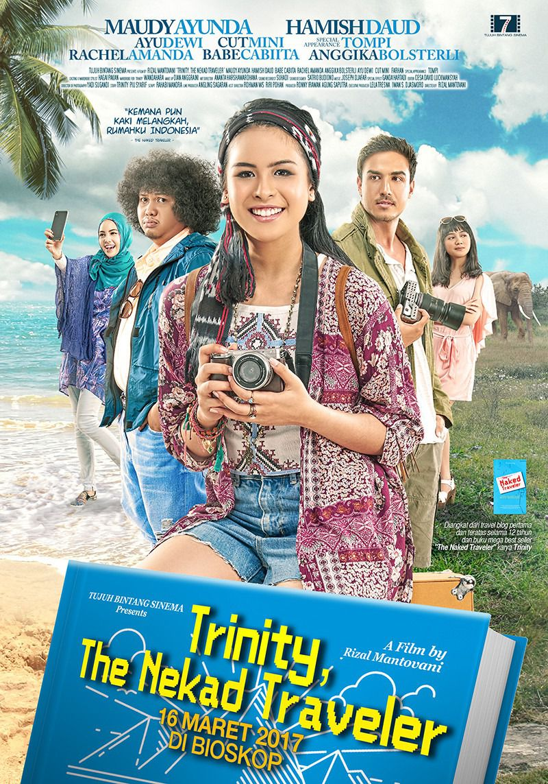 ImTrinity the Nekad Traveler - film poster