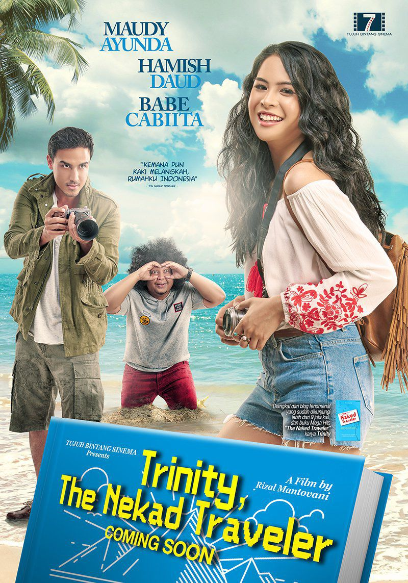 Trinity the Nekad Traveler - film poster