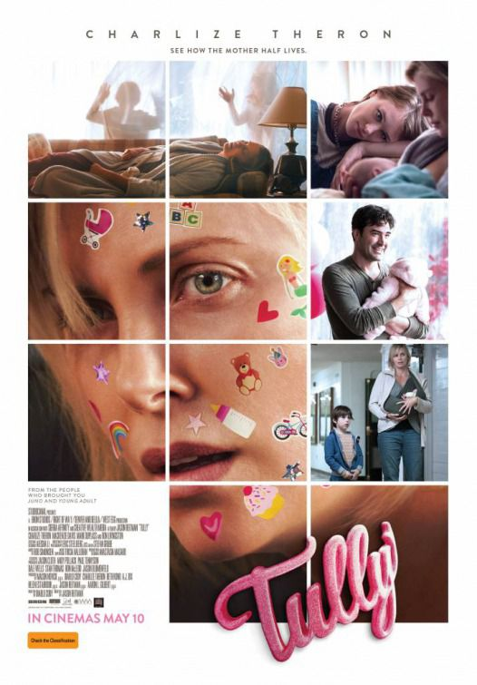 Tully - See how the mother half lives - Charlize Theron, Mackenzie Davis, Mark Duplass, Ron Livingston - 2018