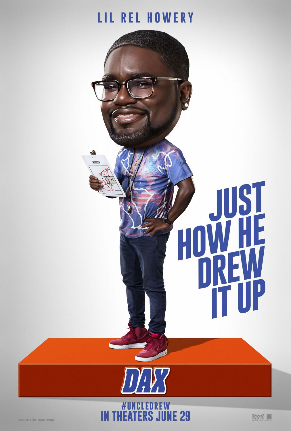 Lil Rel Howery - Dax