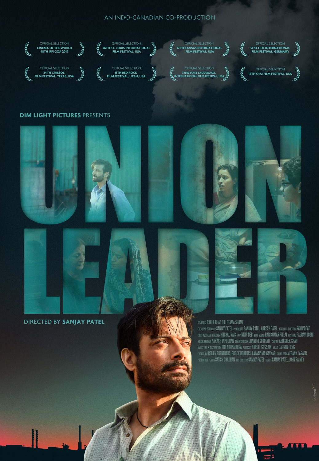 Union Leader - film poster