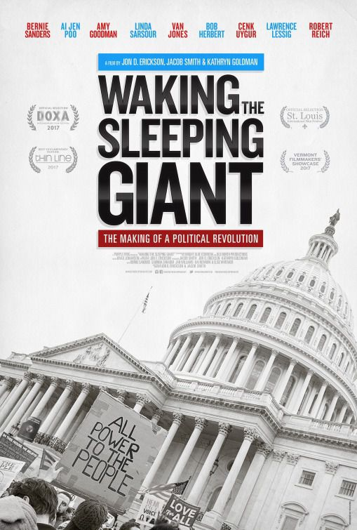 Waking the Sleeping Giant the Making of a Political Revolution