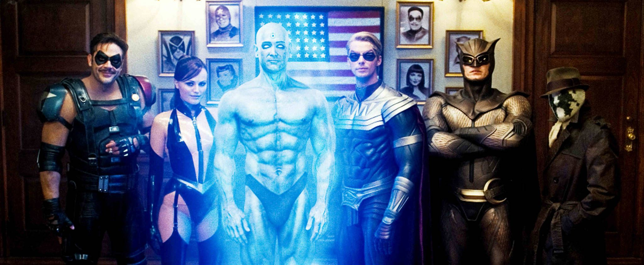 Watchmen 2009 Special Classic Super Power Movie