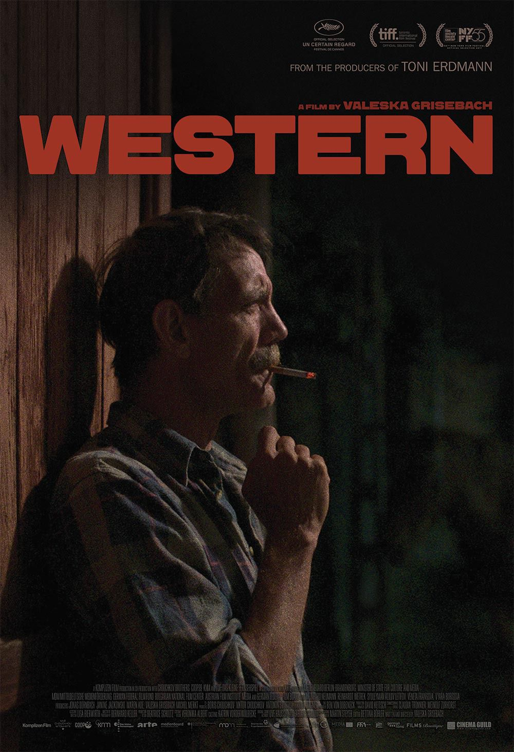 Western - film poster 2018