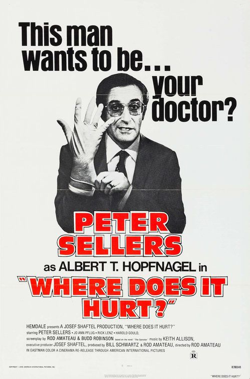 Film - Where does it Hurt (1972)
