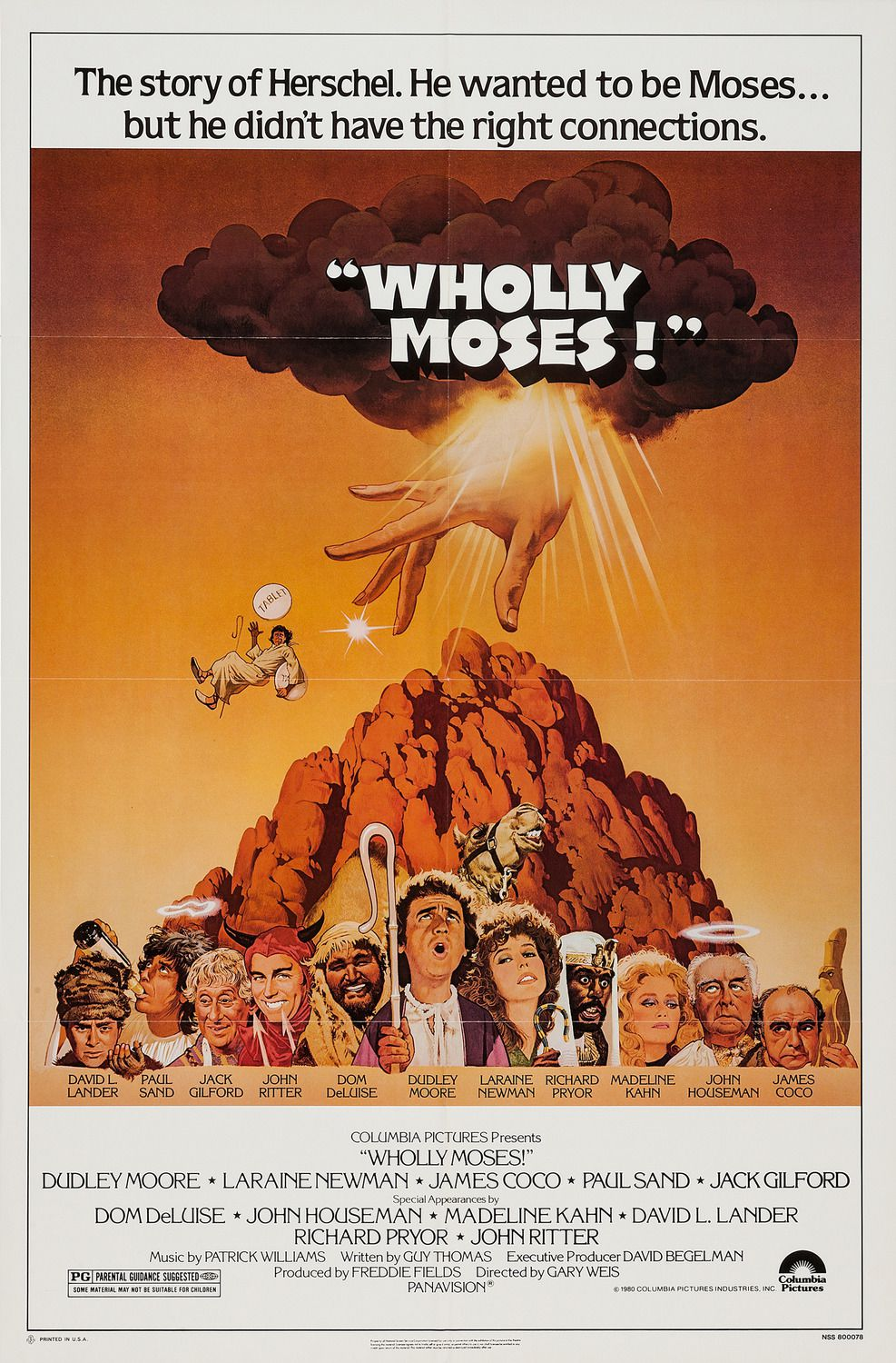 Wholly Moses (1980)