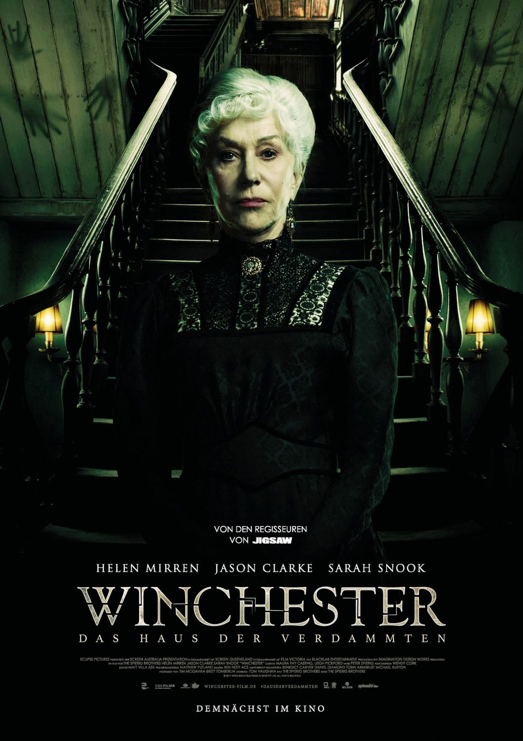 Winchester the House that Ghosts Built - Helen Mirren - Horror 2018