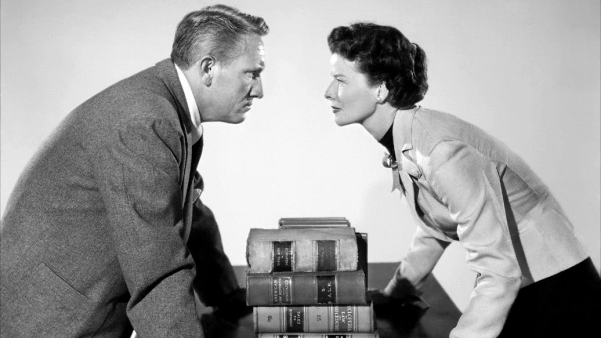 Adam's Rib 1949 Spencer Tracy vs Katharine Hepburn