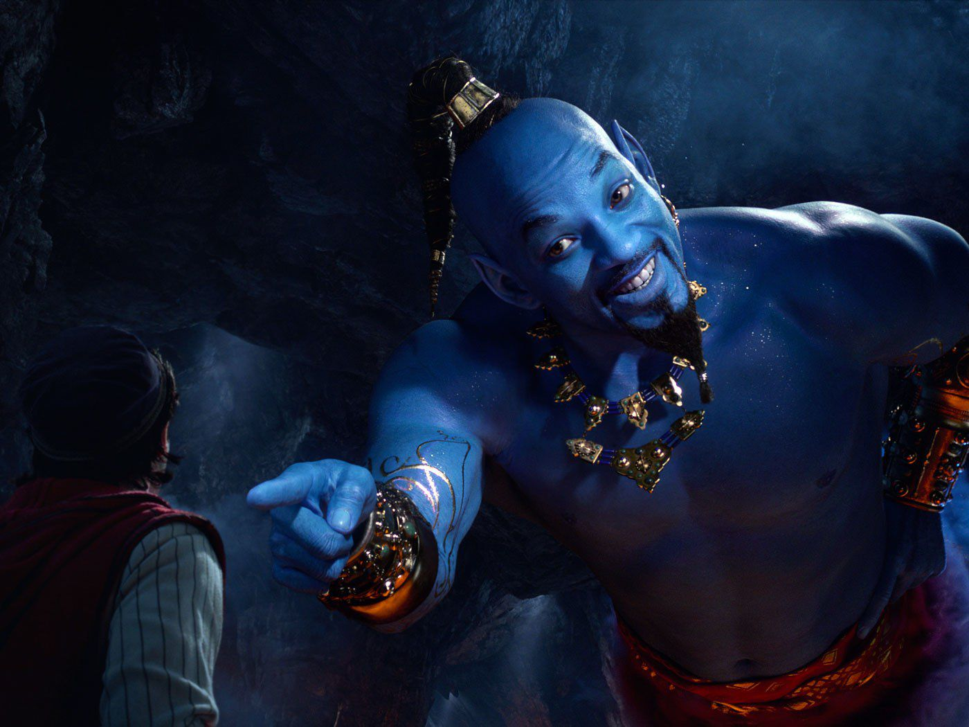 Aladdin (live action 2019) - Special Fantasy Fable with Will Smith as the Genie