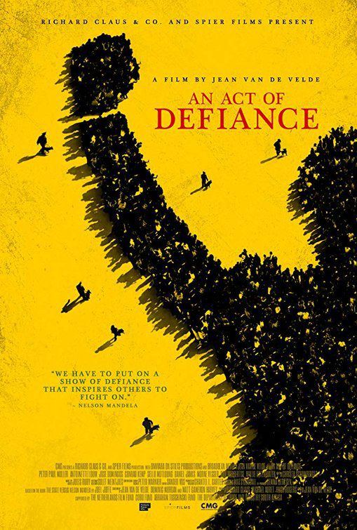 An Act of Defiance - Bram Fischer (2017)