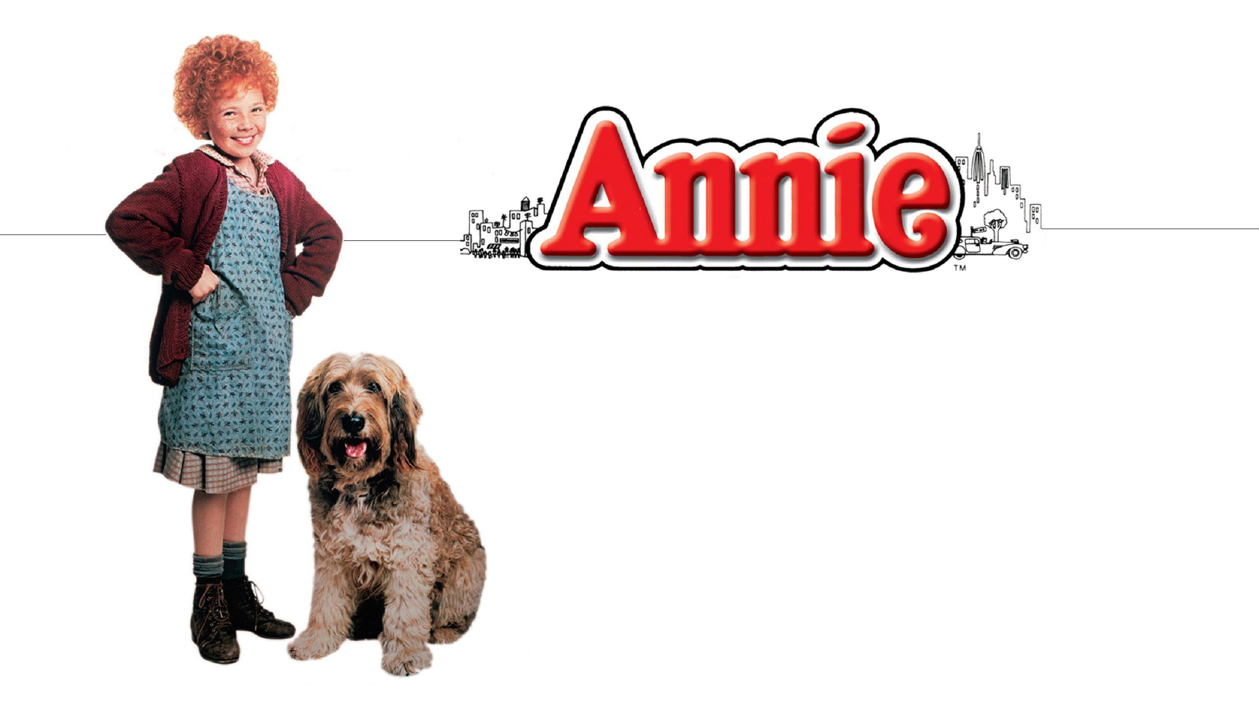 Annie - musical 1982 - wallpaper and poster